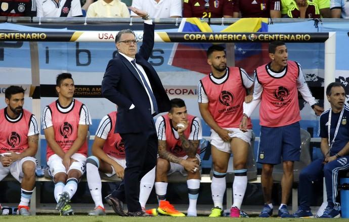 Tata Martino técnico Argentina (Foto: AP)