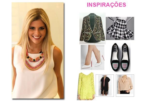 Lala Rudge + Riachuelo: blogger assina coleção com a rede de fast fashion