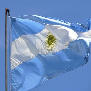 Bandeira argentina (Foto: Reprodução Internet)