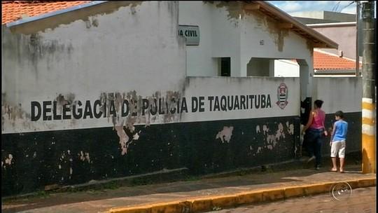 Construção de delegacia da Polícia Civil continua parada em Taquarituba