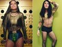 Rodrigo Sant'Anna faz foto divertida imitando Anitta: 'Sim ou Não'