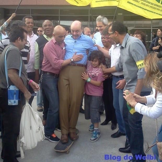 José Serra (Foto: welbi.blogspot.com.br)