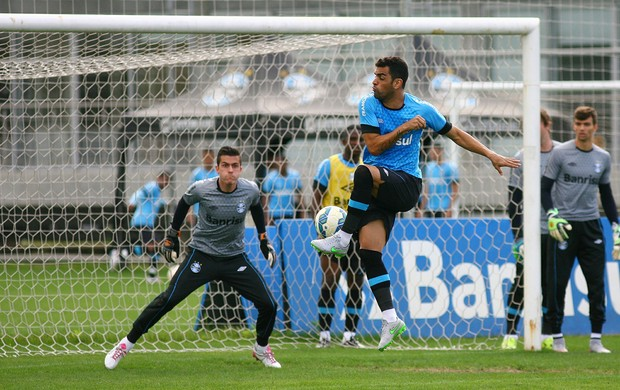 Marcelo Grohe Grêmio