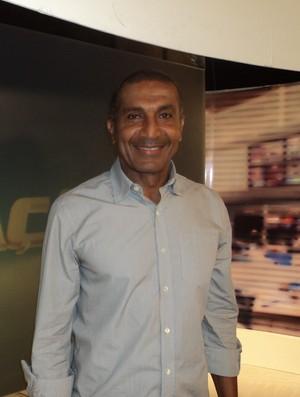 Cristóvão Borges participa do Redação SporTV (Foto: Reprodução SporTV)