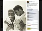 Cauã Reymond dedica seu trabalho em 'Amores roubados' ao avô