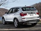 BMW amplia recall do X3 por defeito na fixação da cadeirinha infantil