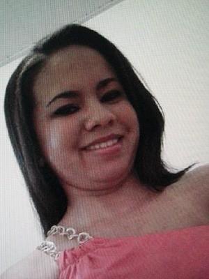 Dayara Araújo foi encontrada morta, estrangulada e enrolada em edredom (Foto: Reprodução/Arquivo Pessoal)
