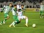 Elias fecha meta e garante empate do Ju diante do Paysandu no Jaconi