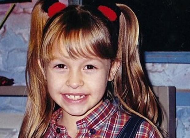 Carla Diaz interpretou a chiquitita Maria e ficou na trama entre o fim de 1997 e o fim de 1999 (Foto: Reprodução)