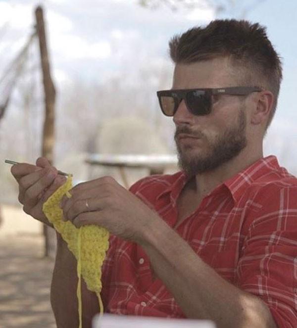 Sabe fazer crochê  (Foto: Reprodução Instagram )