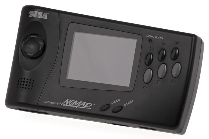 Nomad foi o Mega Drive portátil que não era tão portátil assim  (Foto: (Foto: Reprodução/Wikipedia))