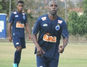 Sandro Silva, volante do Cruzeriro (Foto: Marco Antônio Astoni / Globoesporte.com)