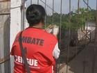 Agentes de endemias intensificam as ações contra a dengue em Araras, SP