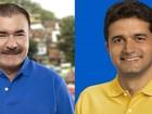 Cícero Almeida e Rui Palmeira disputam o 2º turno em Maceió