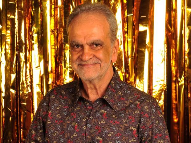 Jornalista da TV Globo Maurício Kubrusly (Foto: Alex Carvalho/Globo)