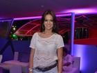 Bruna Marquezine curte mais um dia de Rock in Rio: 'Vim ver John Mayer'