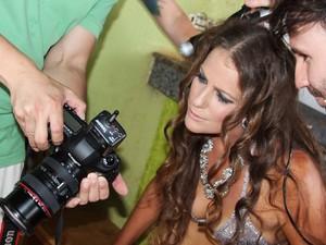Ana Paula Maciel está em negociação com revista para ensaio nu (Foto:  Luane Pariz/Arquivo Pessoal)