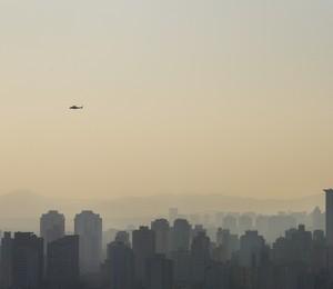 Cidade de São Paulo, em foto de julho de 2010 (Foto: Keiny Andrade/LatinContent/Getty Images)