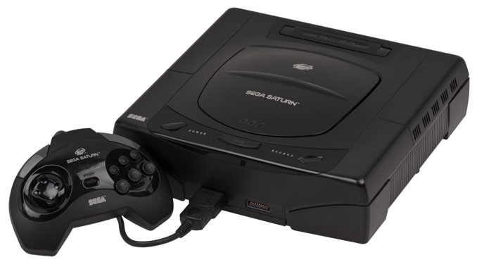 Sega Saturn (Foto: Reprodução/Wikimedia)