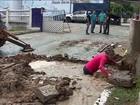 Polícia de PE descobre esquema de furto e venda de água de adutora