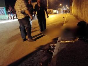 Jovem de 23 anos morre após cair de garupa de motocicleta em Cuiabá (Foto: Delegacia Especializada em Delitos de Trânsito (Deletran) de Cuiabá)