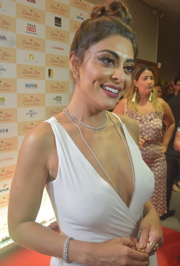 Juliana Paes (Foto: Felipe Souto Maior/AgNews)