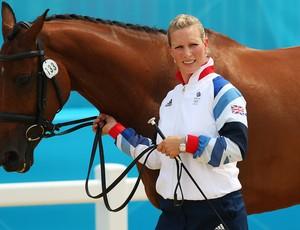 Zara Phillips, Olimpiadas (Foto: Agência Getty Images)