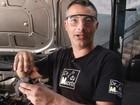 'Dr. Macete' usa galho de boldo para ligar o carro e é sucesso na internet
