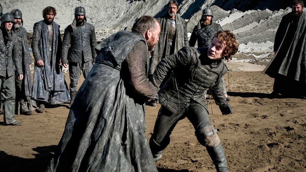 Theon Greyjoy (Foto: Divulgação/ HBO)