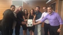 TV Asa Branca recebe prêmio de emissora mais lembrada de Caruaru (Divulgação/TV Asa Branca)