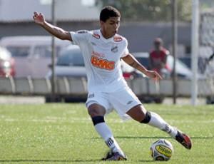 Fernando é convocado pela primeira vez (Foto: Pedro Ernesto Guerra / Divulgação Santos FC)