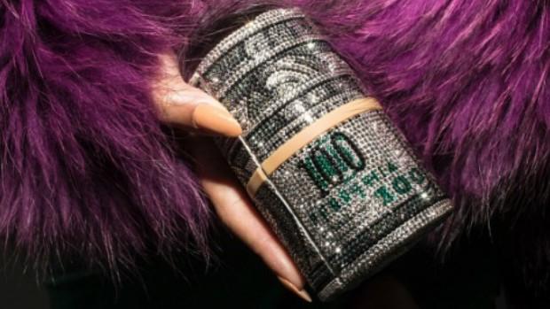 Bolsa usada por Beyoncé  (Foto: Reprodução Instagram)