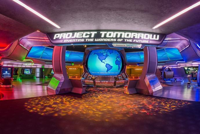 Curta as aventuras de um vídeo game no Project Tomorrow (Foto: Divulgação)
