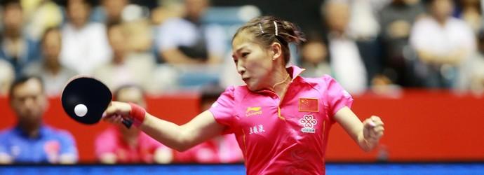 LIU Shiwen, tênis de mesa, china (Foto: ITTF/Divulgação)