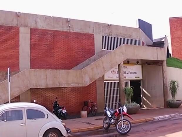 Programa social será afetado por cortes de gastos, em Quirinópolis, em Goiás (Foto: Reprodução/TV Anhanguera)