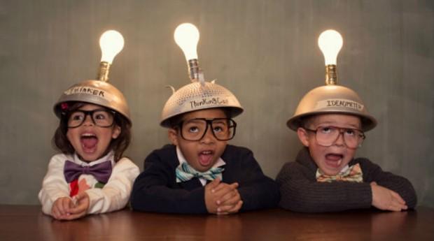 crianca, cerebro, inovacao (Foto: Reprodução)