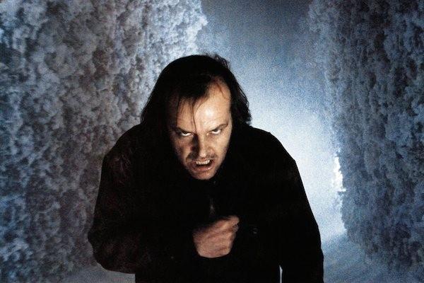 Jack Nicholson em cena de 'O Iluminado' (1980) (Foto: Reprodução)