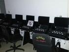 Polícia Militar apreende 20 máquinas caça-níqueis em Mogi das Cruzes