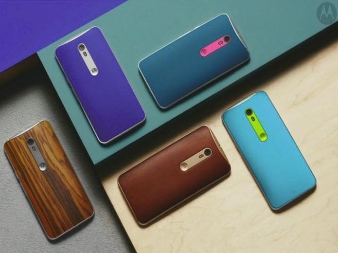 Moto X Play é mais barato do que o Galaxy S5 (Foto: Divulgação/Motorola)