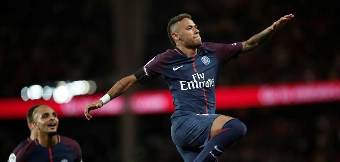 Neymar PSG Toulouse (Foto: Reuters)
