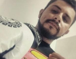 Rafael Lemos, fã, cearense, MMA, UFC Fortaleza (Foto: Rafael Lemos/Arquivo Pessoal)