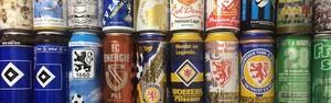 Paixão por futebol e cerveja vira coleção (Arquivo Pessoal)