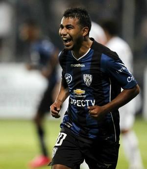 Sornoza assina pr�-contrato e vai defender o Fluminense em 2017