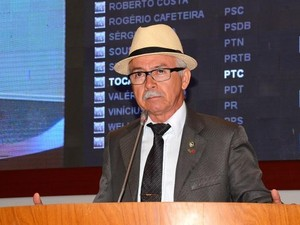 Deputado estadual Fernando Furtado (Foto: Agência Assembleia)