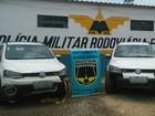 Carros roubados em Brasília são recuperados em Mato Grosso do Sul