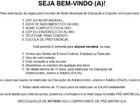 Secretaria inicia período de matrículas para vagas em Cmeis de Goiânia