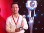 TV Gazeta recebe troféu no 3º Prêmio Globo de Programação