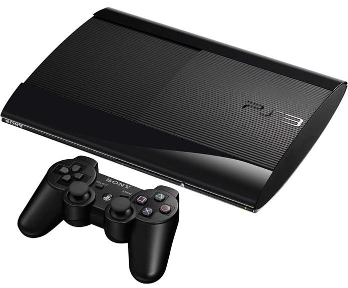 PS3 Super Slim é o único fabricado pela Sony no momento (Foto: Divulgação/Sony)