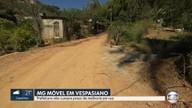 MG Móvel volta pela terceira vez a Vespasiano para cobrar obras da prefeitura