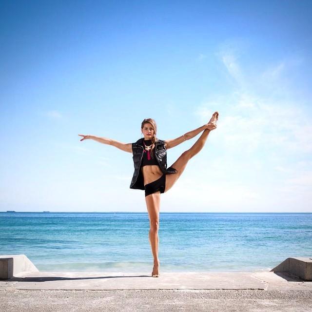 A ex-atleta se curou graças ao movimento (Foto: Reprodução/Instagram)